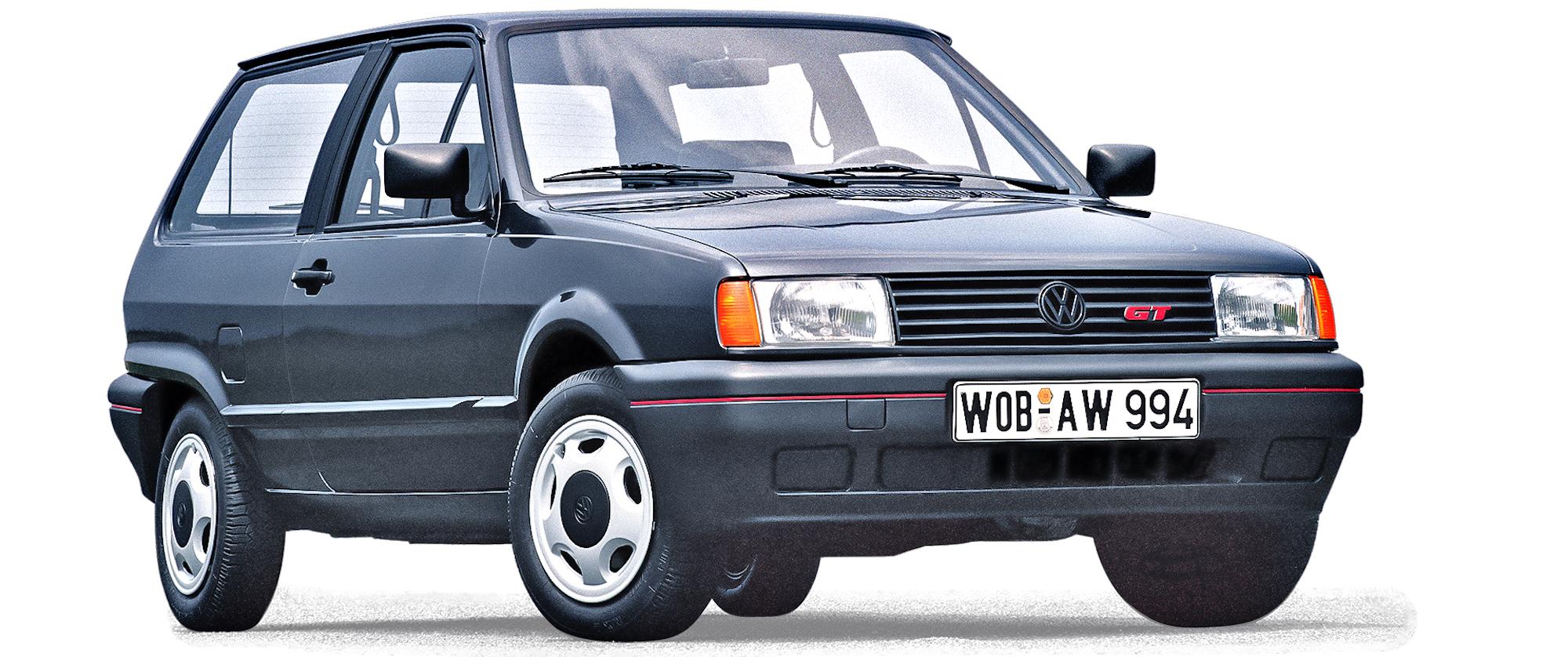 Volkswagen Polo II (1981-1984)