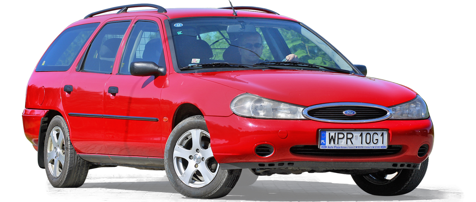 Ford Mondeo Mk2 (1996-2000)