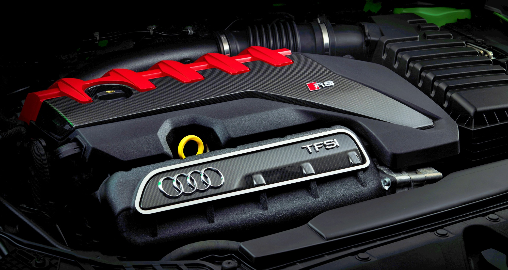 Audi RS 3 silnik