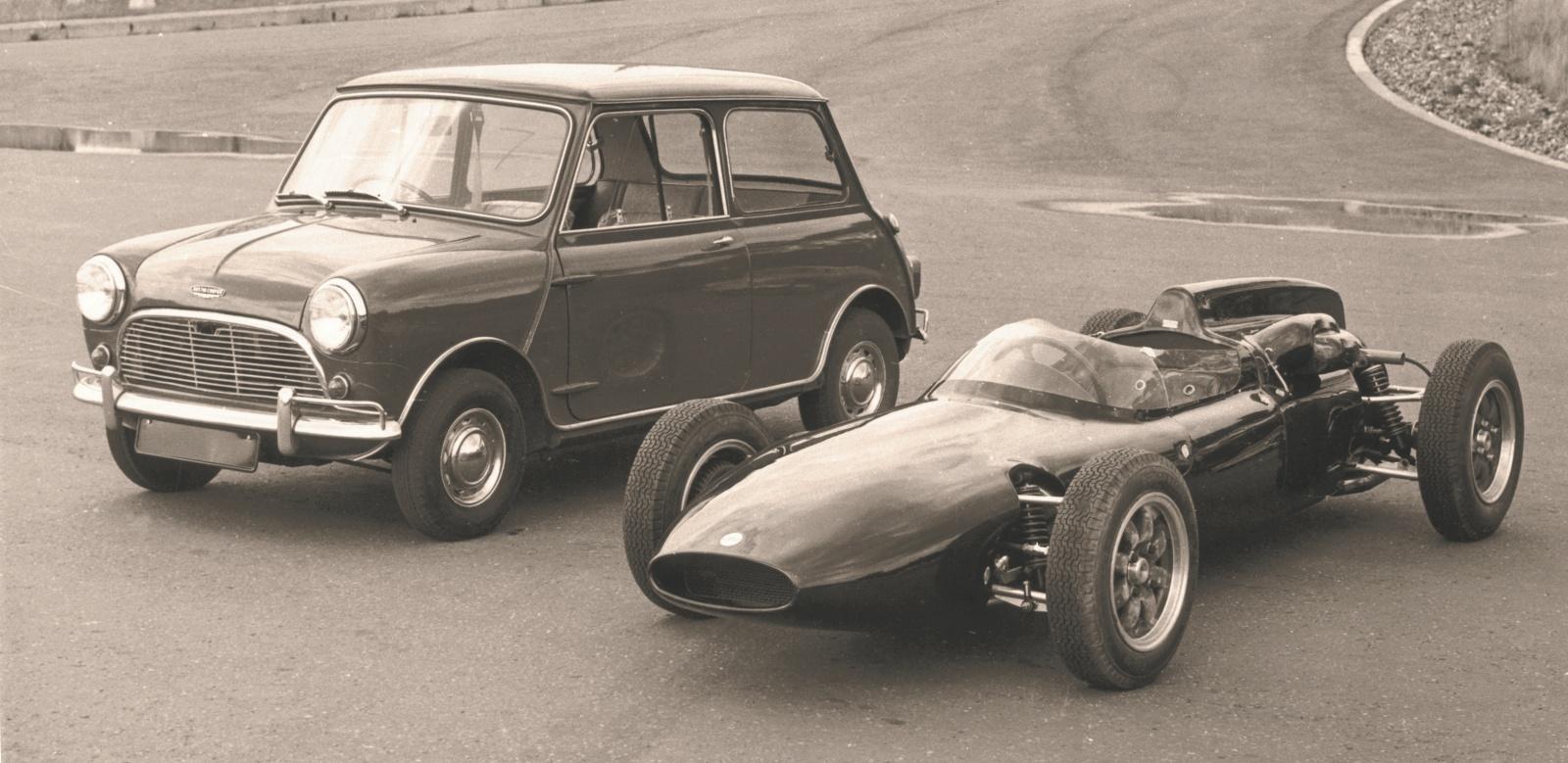 Austin Mini Cooper 1961 r.