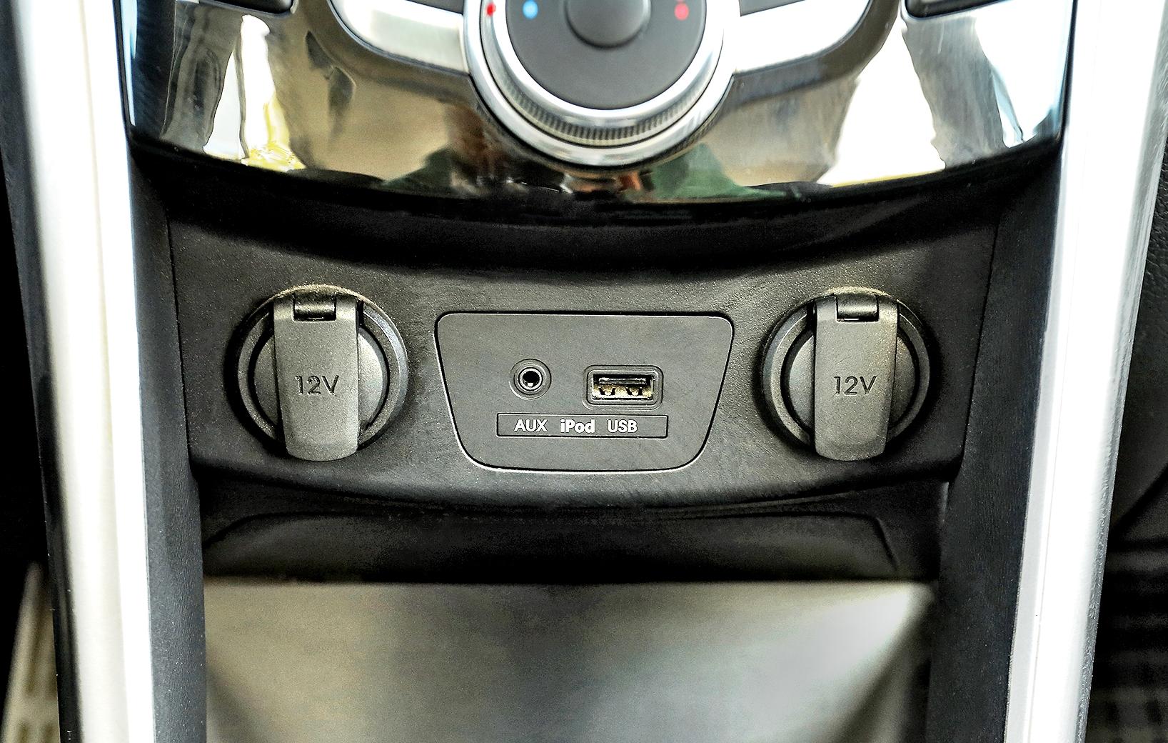 Hyundai i30 II 1.4 CRDi złącza
