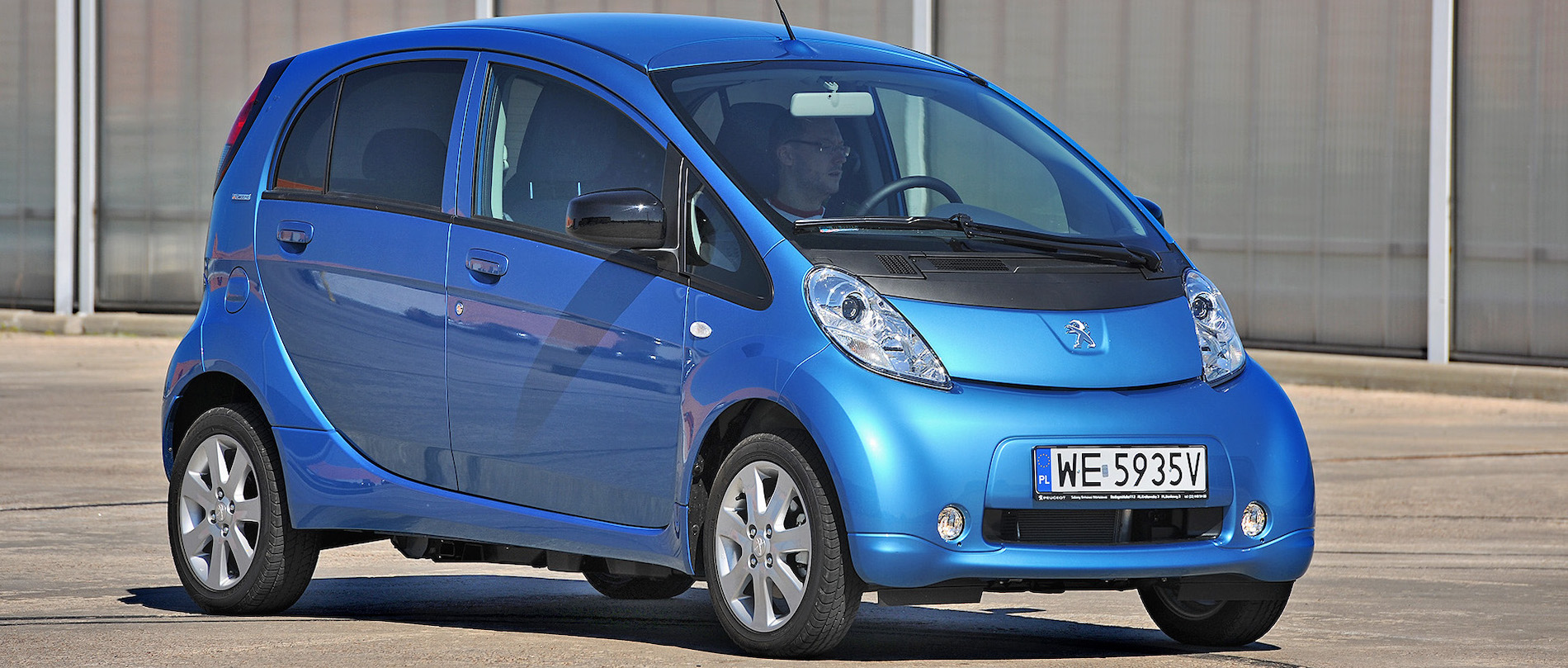 Peugeot iOn (2010-2020)