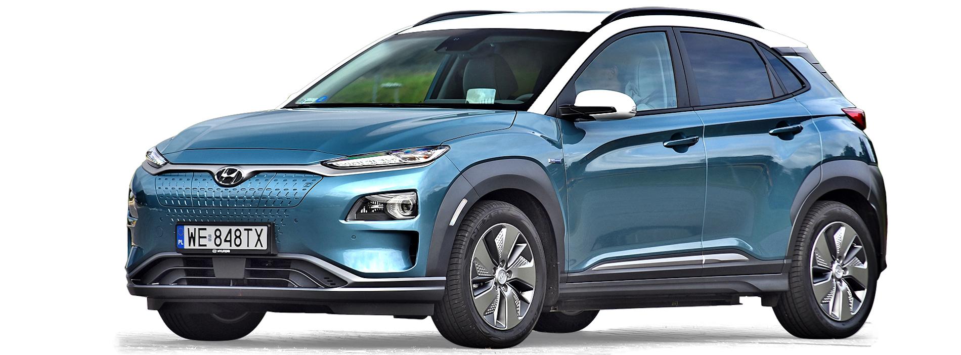 Hyundai Kona (od 2018 r.)
