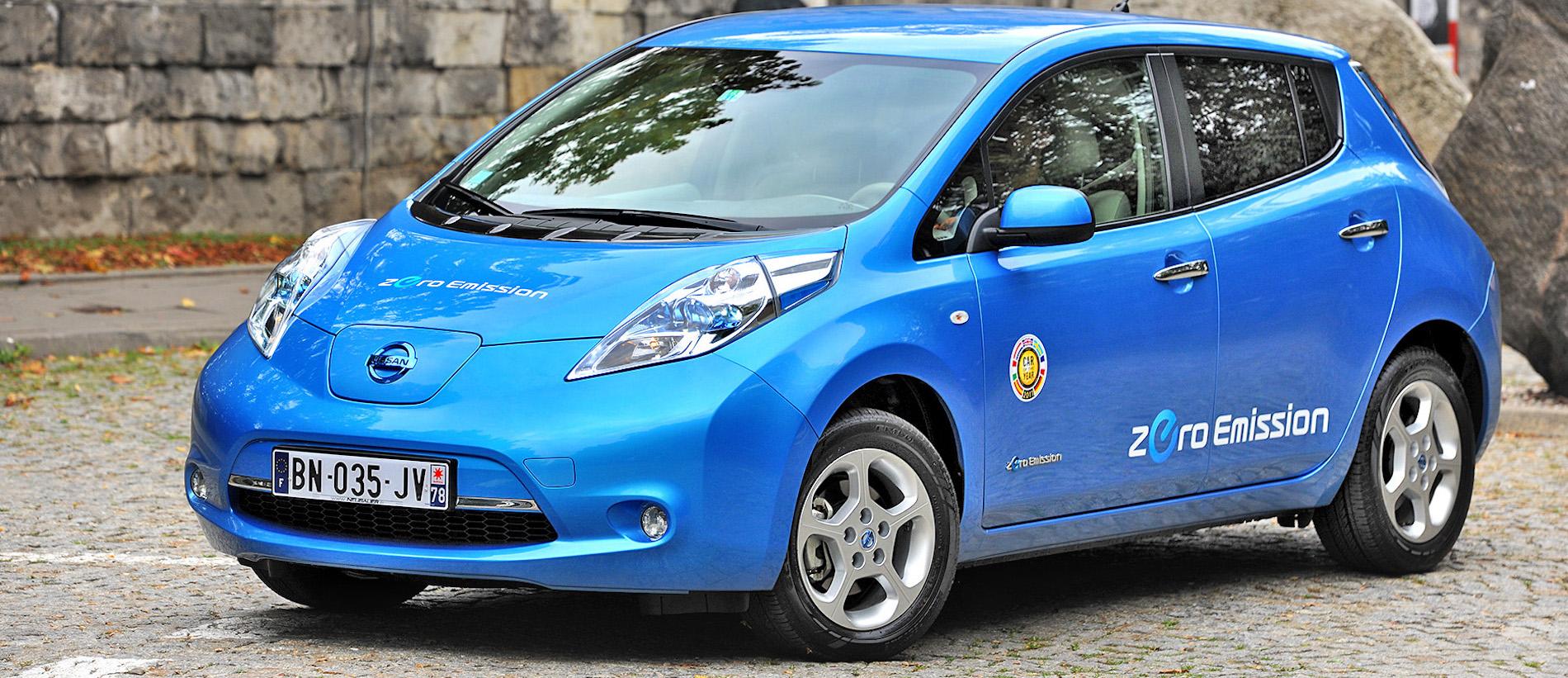 Nissan Leaf I(2010-2017)