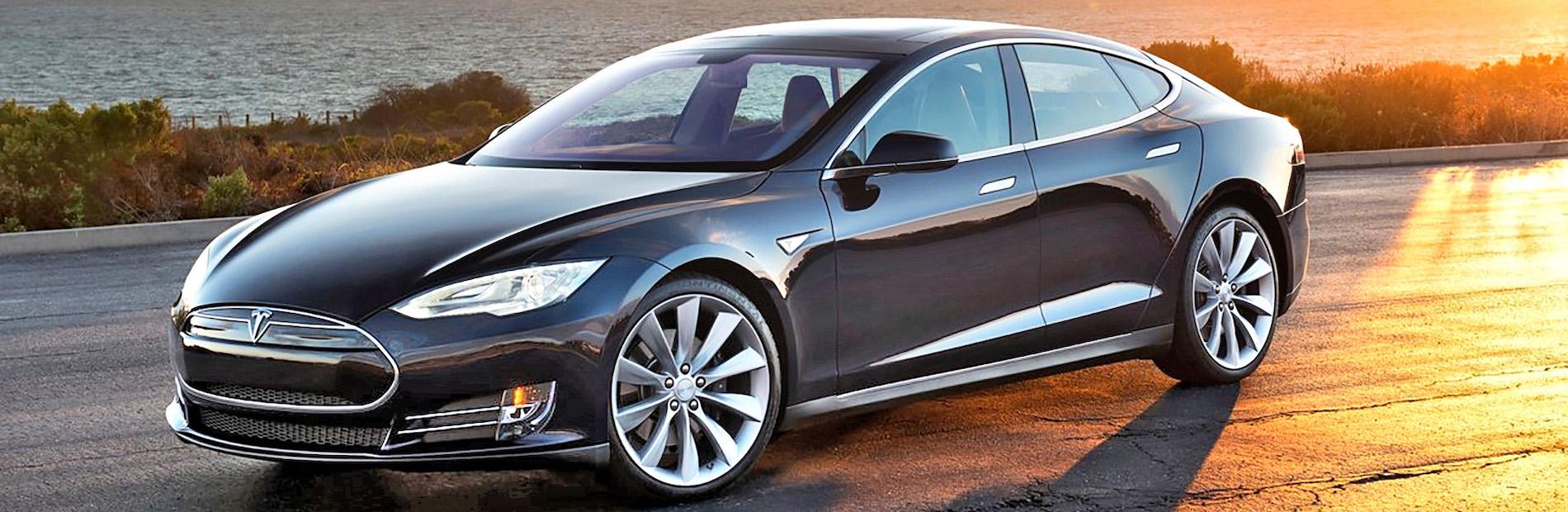 Tesla model S (od 2012 r.)