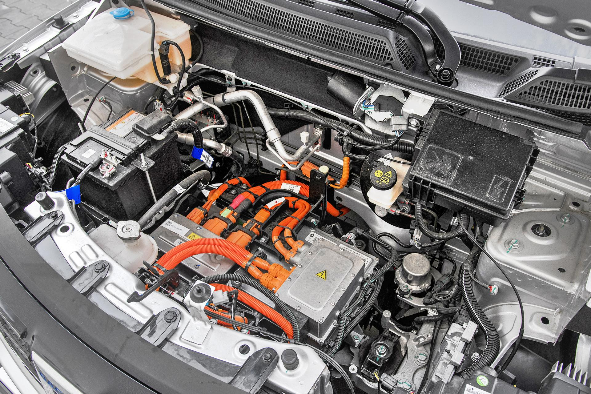 Dacia Spring - silnik