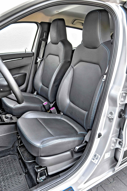 Dacia Spring - fotel