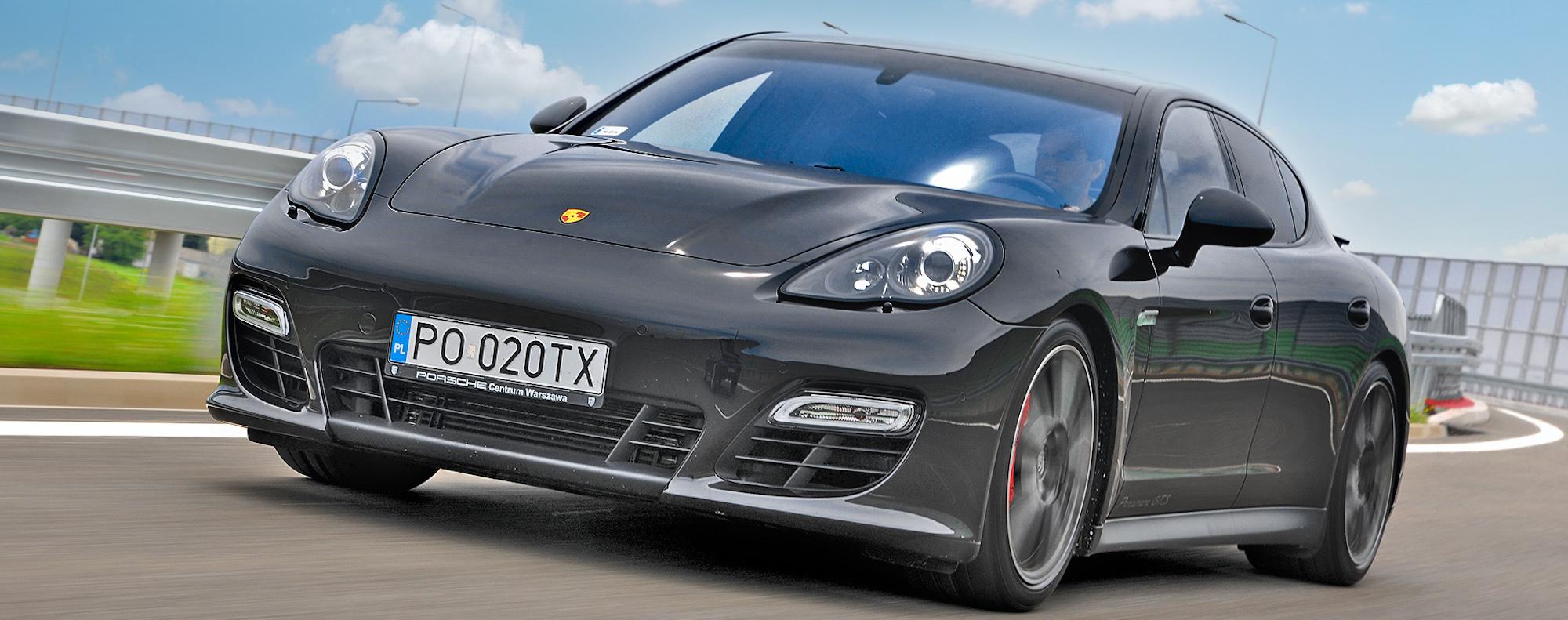 Porsche Panamera I(2009-2016)