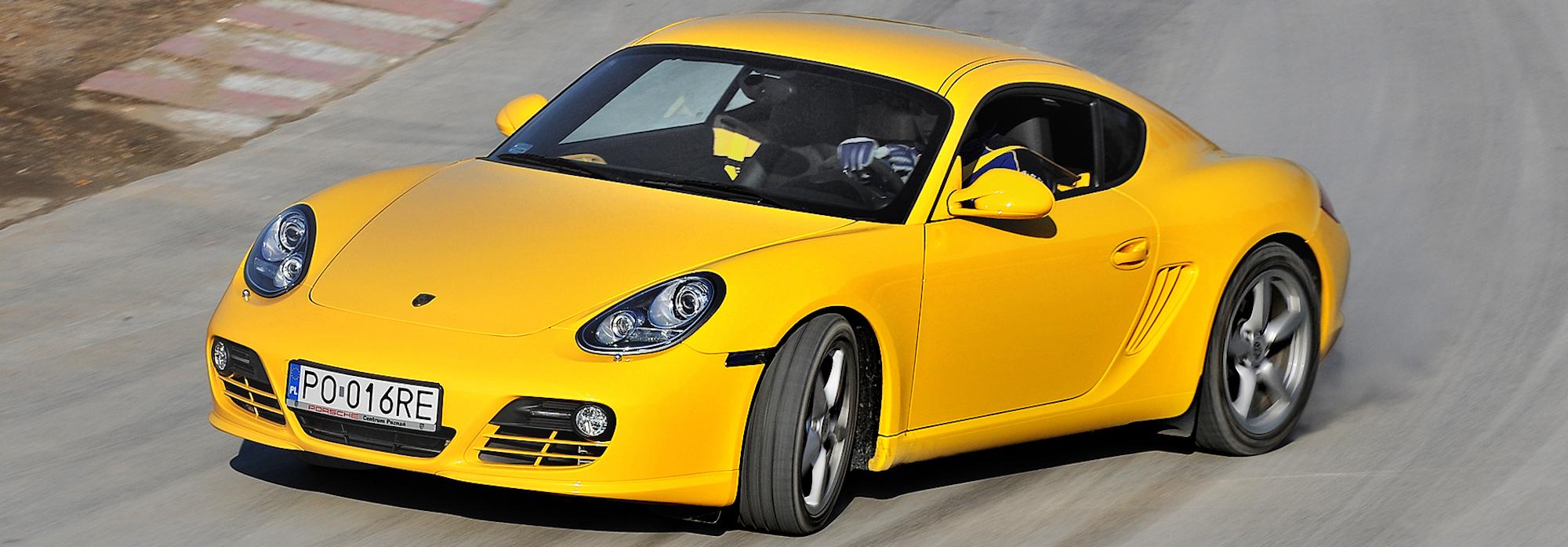 Porsche Cayman I987C (2005-2013)