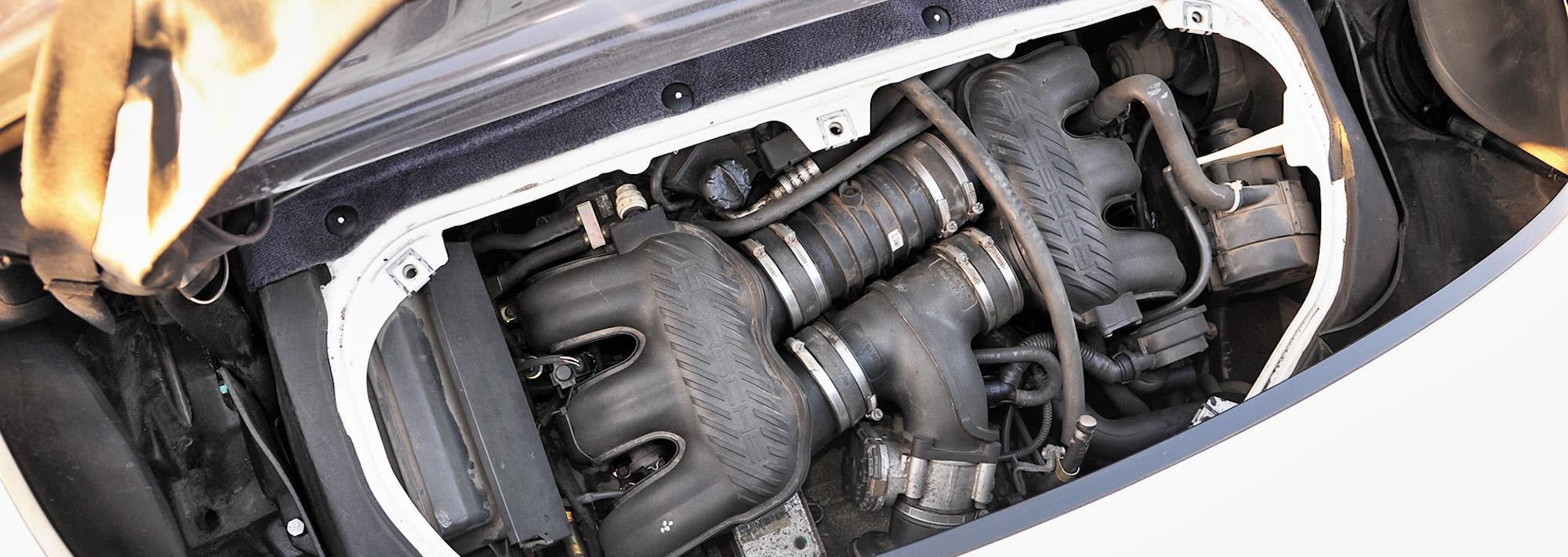 Silnik Porsche Boxster