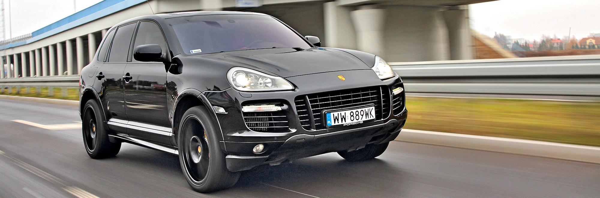 Porsche Cayenne I(2002-2010)