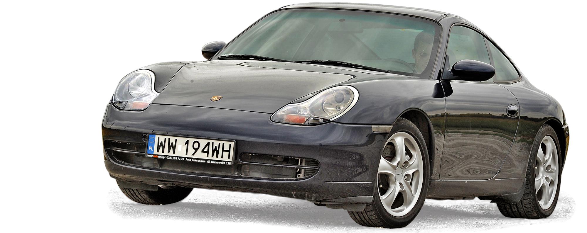 Porsche 911 996 (1997-2006)