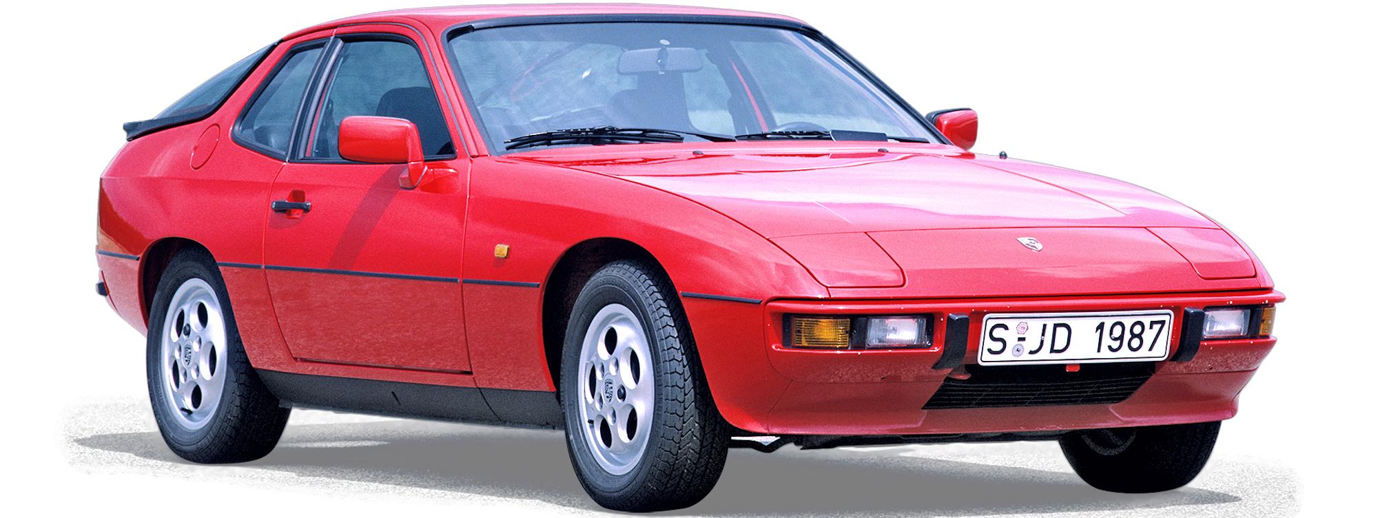 Porsche 924 (1975-1988)