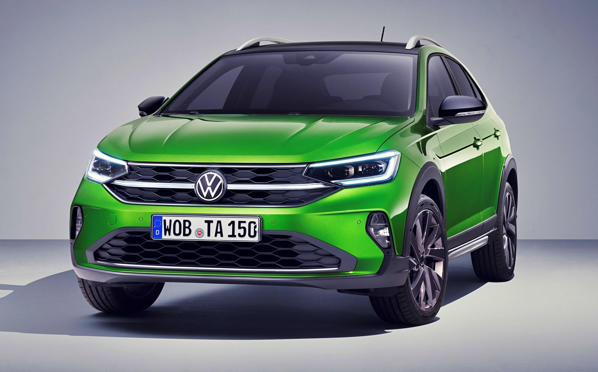 Volkswagen Taigo przód