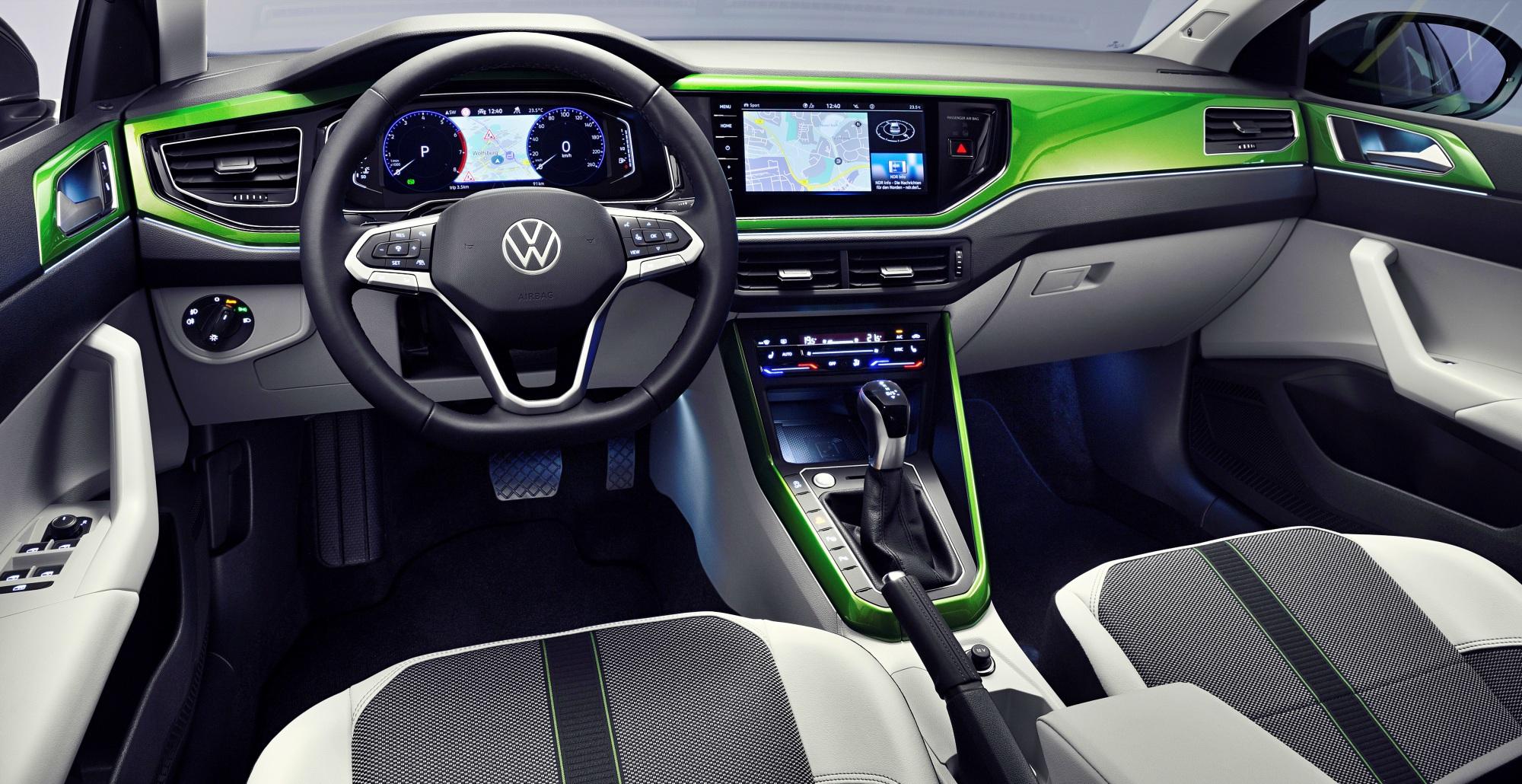 Volkswagen Taigo deska