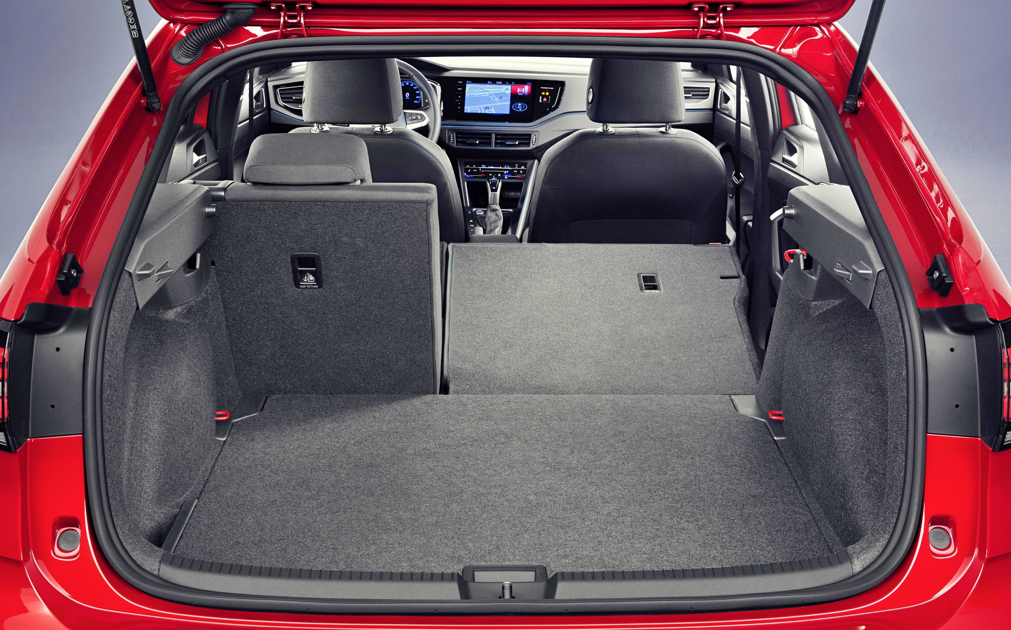 Volkswagen Taigo bagażnik