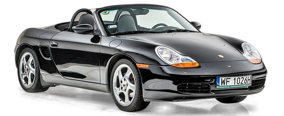 Porsche Boxster 986 (1996-2004)