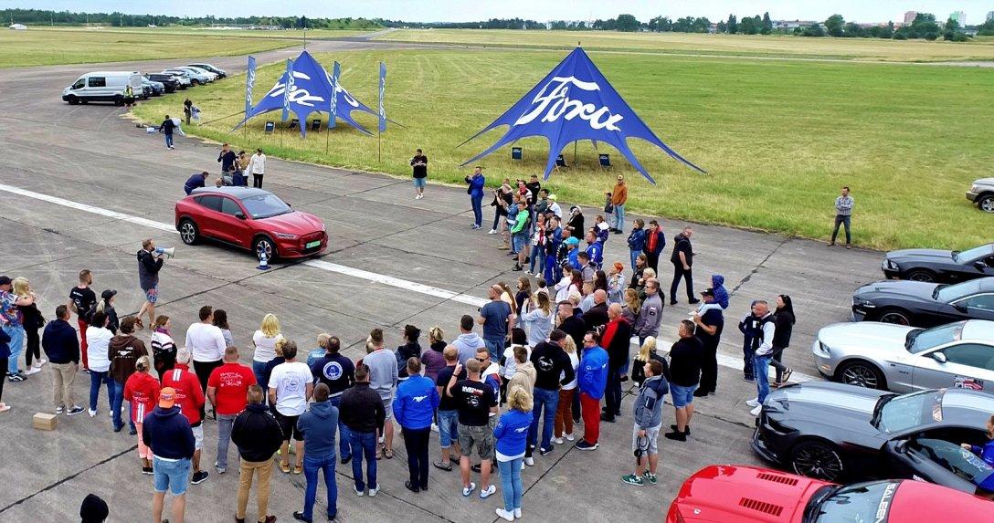 Zlot Mustang Race 2021
