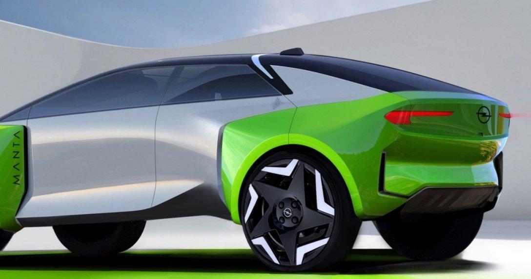 Opel Manta-e