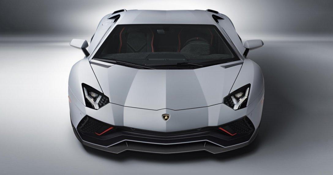 Lamborghini Aventador LP 780-4 Ultimae przód