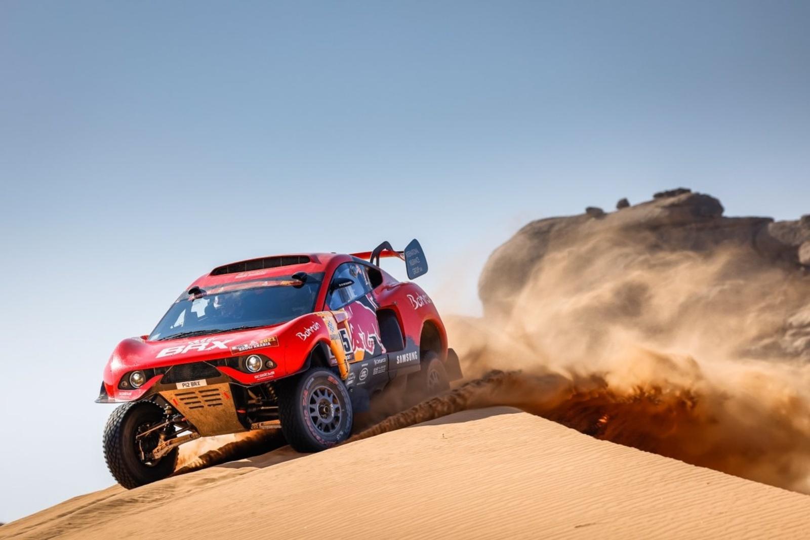 Prodrive Hunter T1 - Dakar 2021