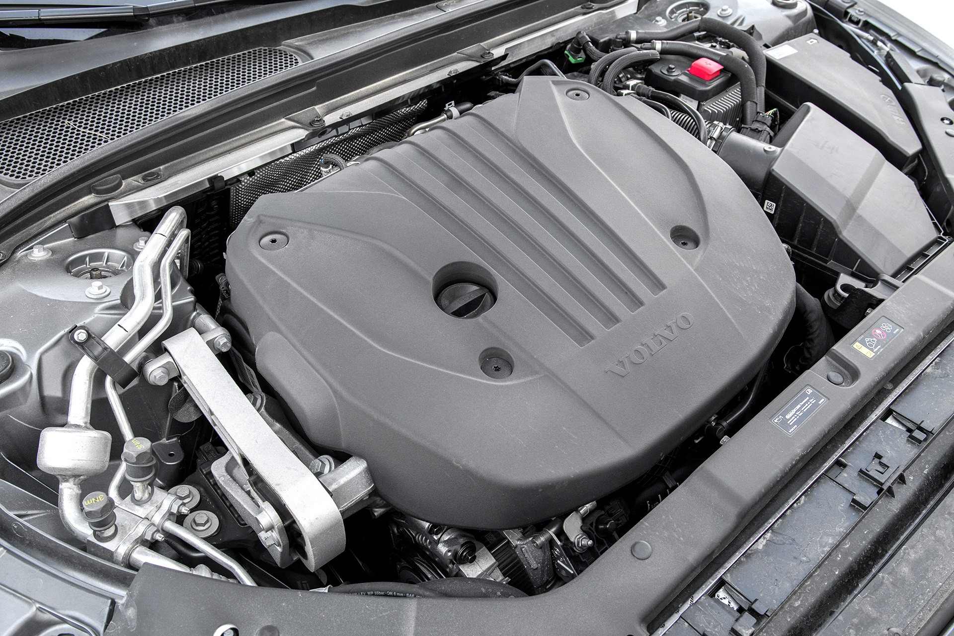 2021 Volvo V60 B4 - silnik