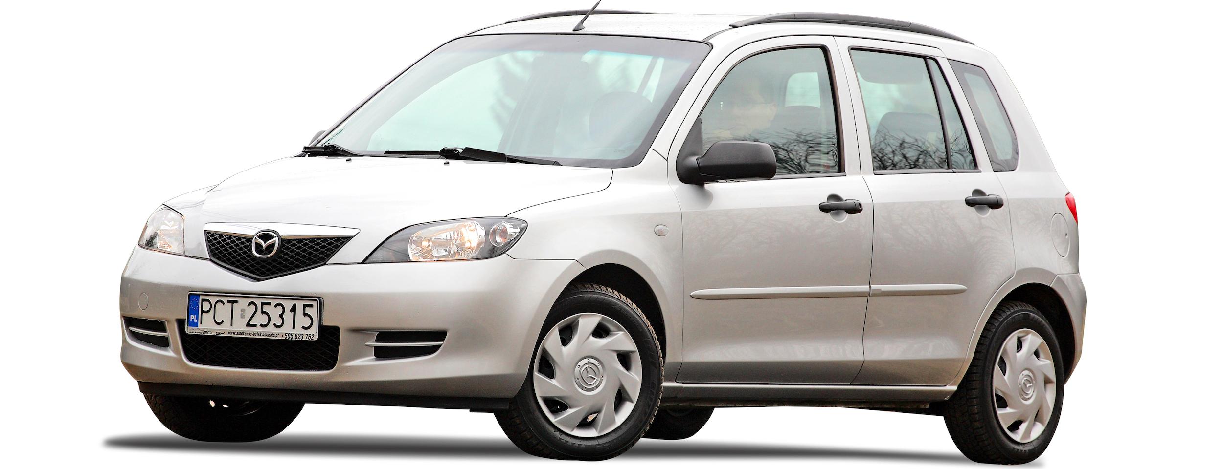 Mazda 2 I(2003-2007)