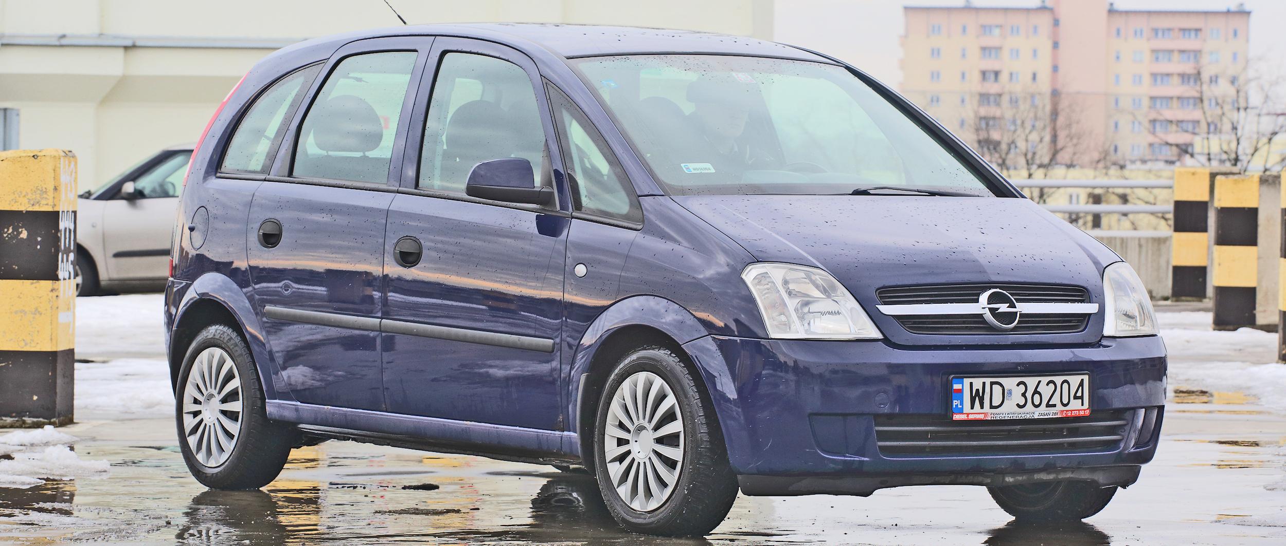 Opel Meriva A(2003-2010)