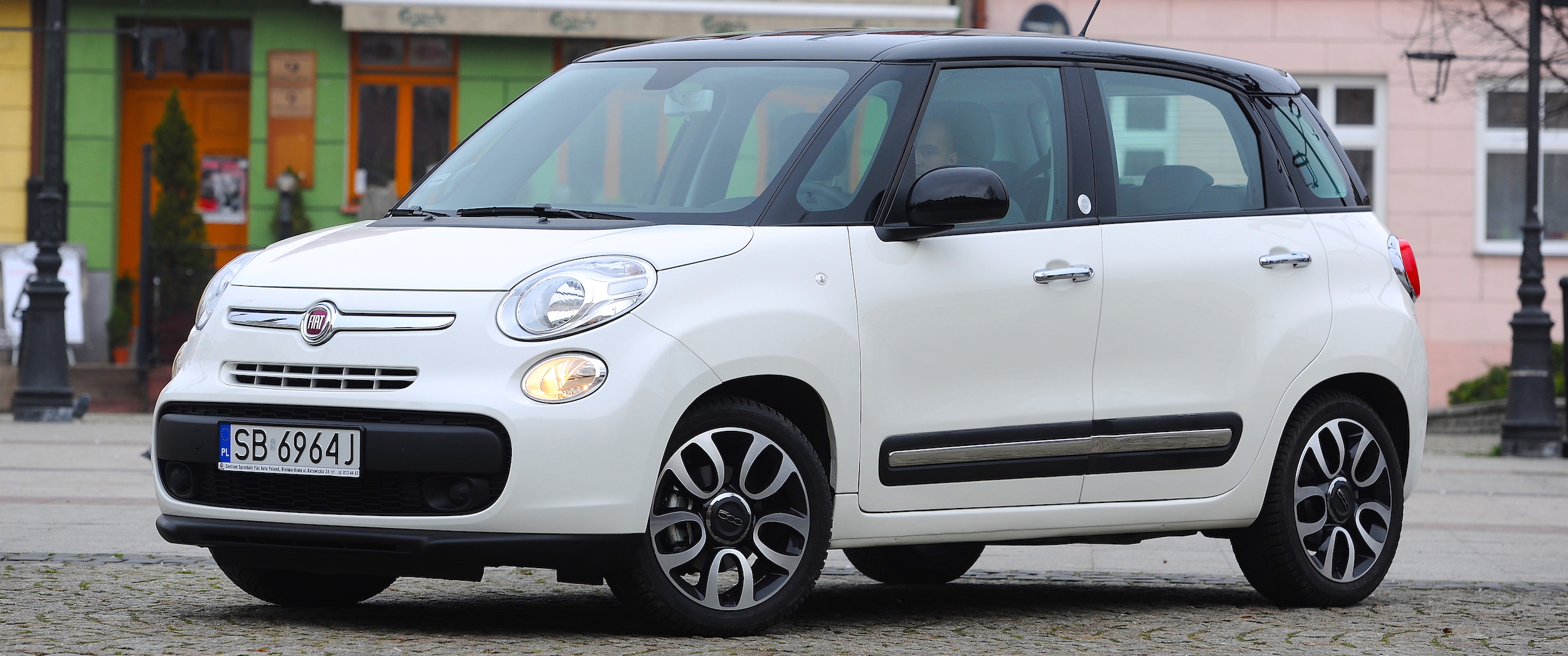 Fiat 500L (od 2012 r.)