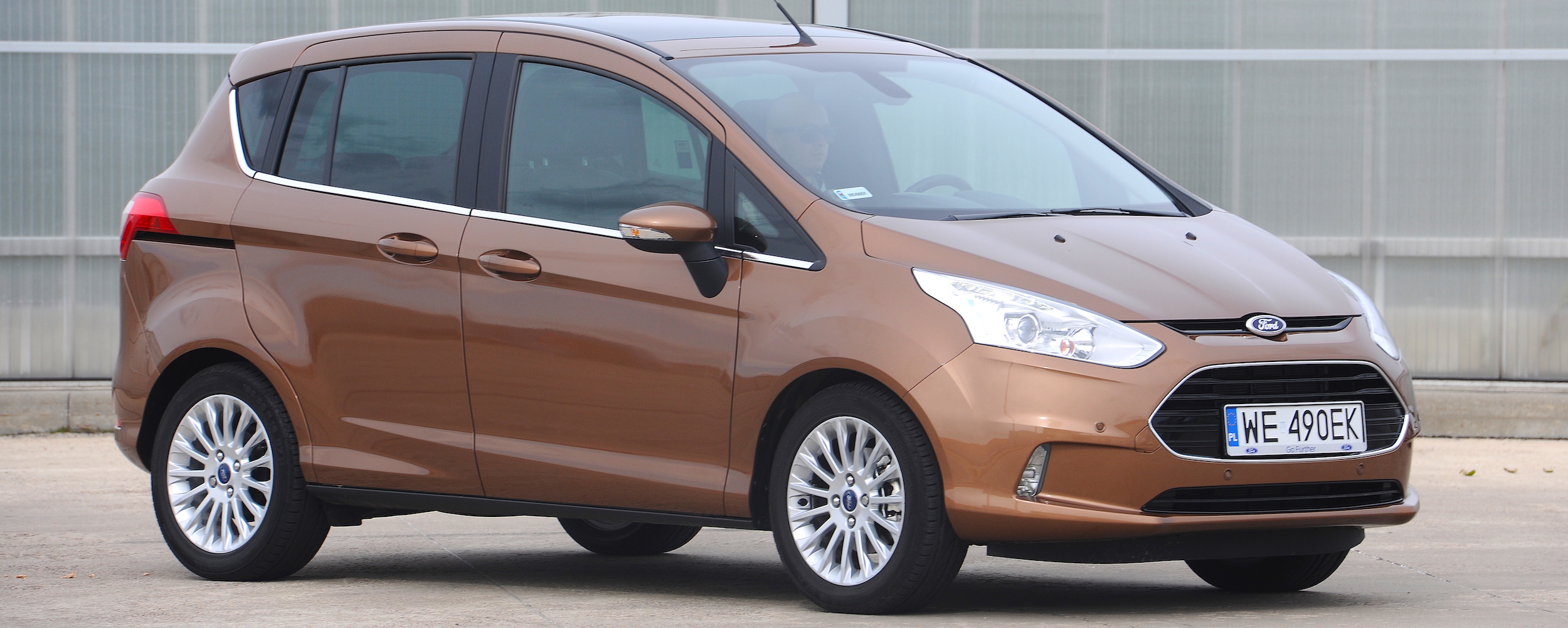 Ford B-Max (2012-2017)