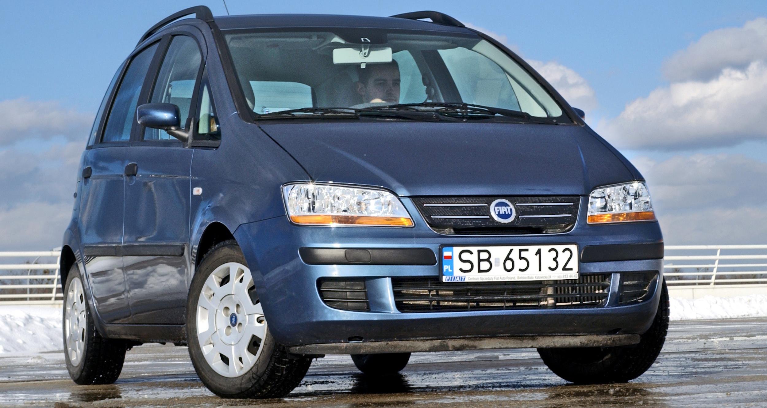 Fiat Idea (2003-2012)