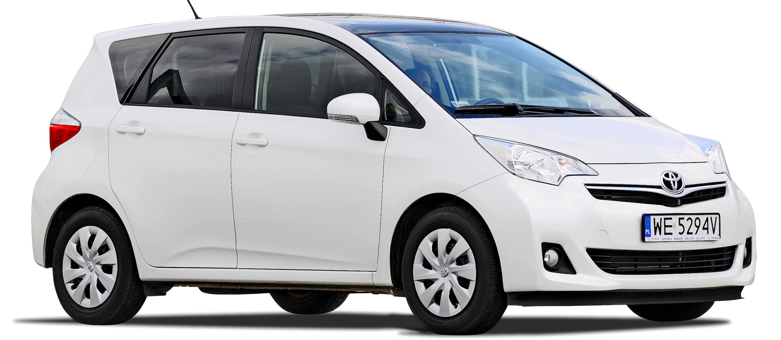 Toyota Verso-S (2010-2017)