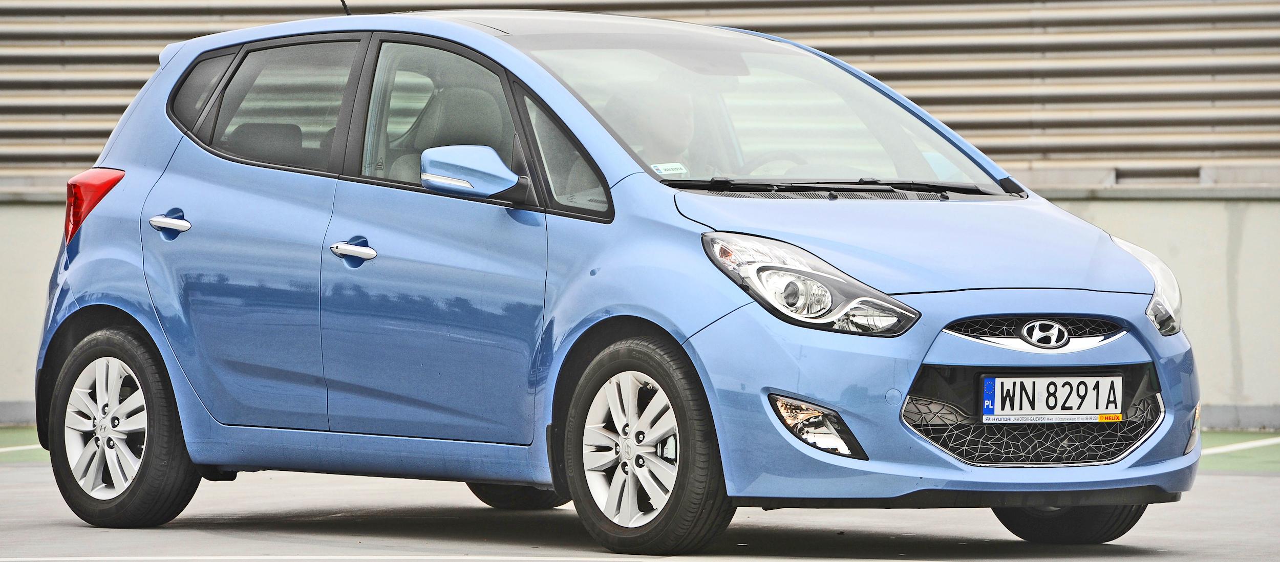 Hyundai ix20 (2010-2019)