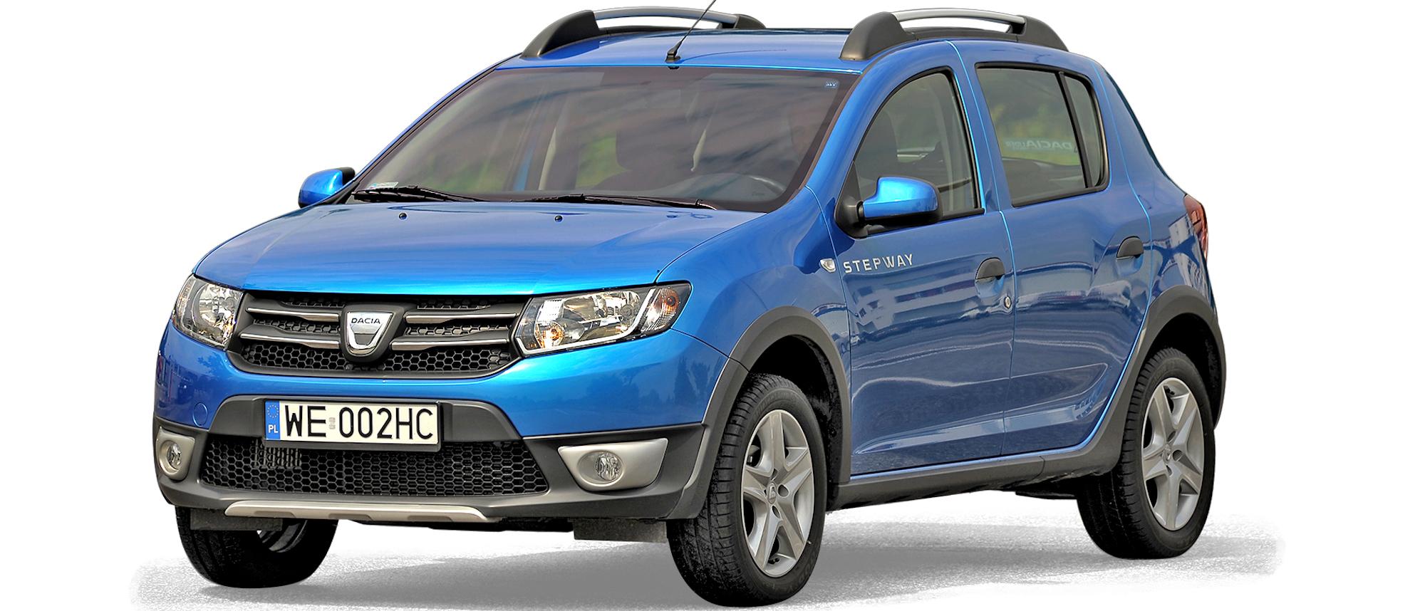 Dacia Sandero II Stepway (2012-2020)