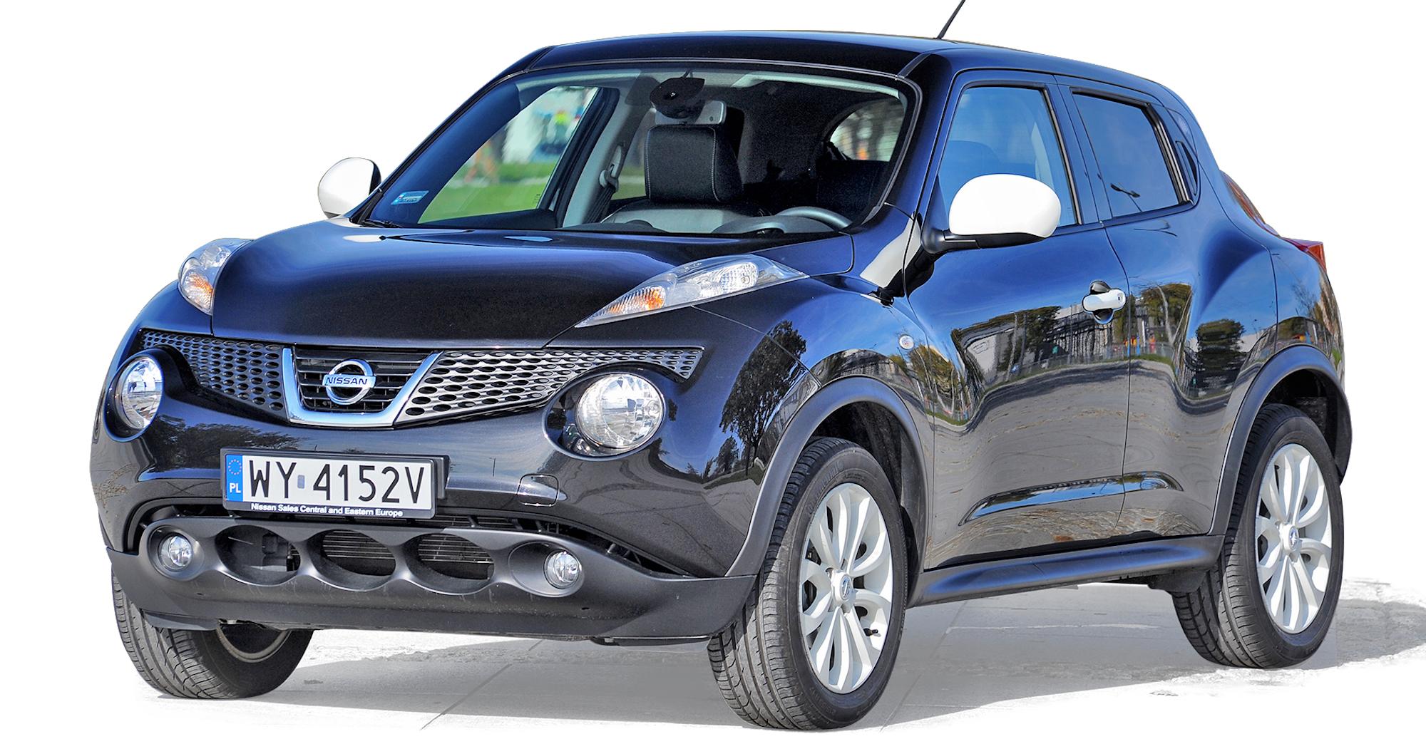 Nissan Juke I(2010-2019)