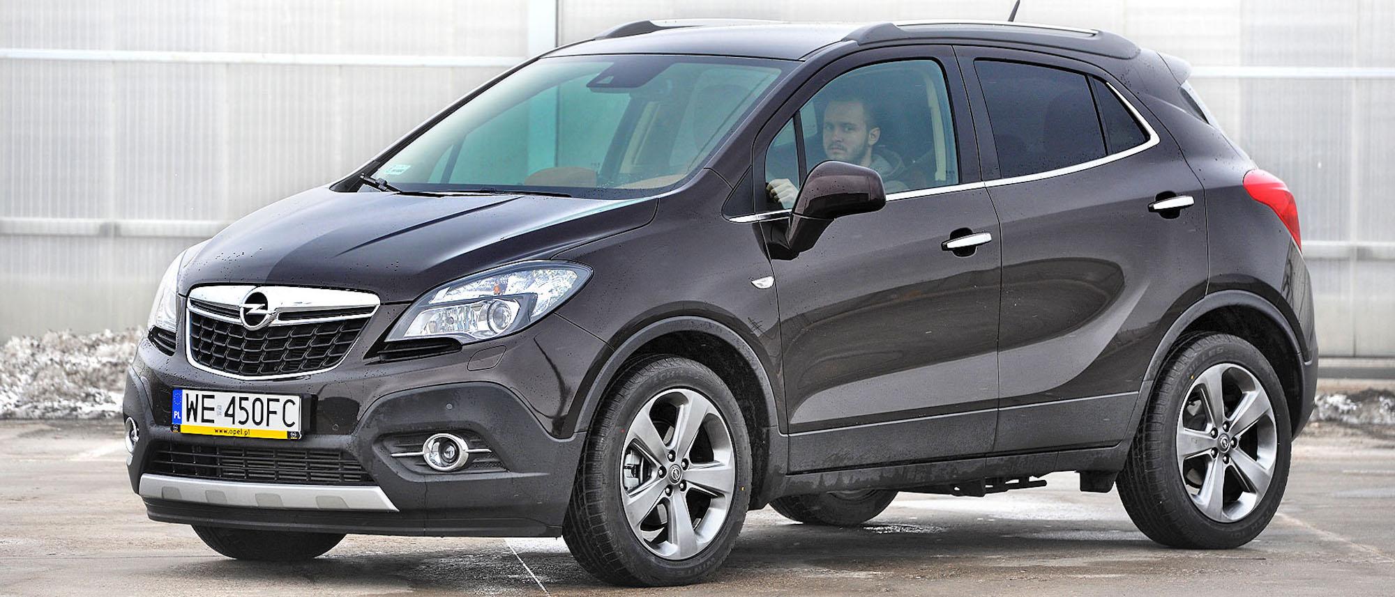 Opel Mokka I(2012-2019)