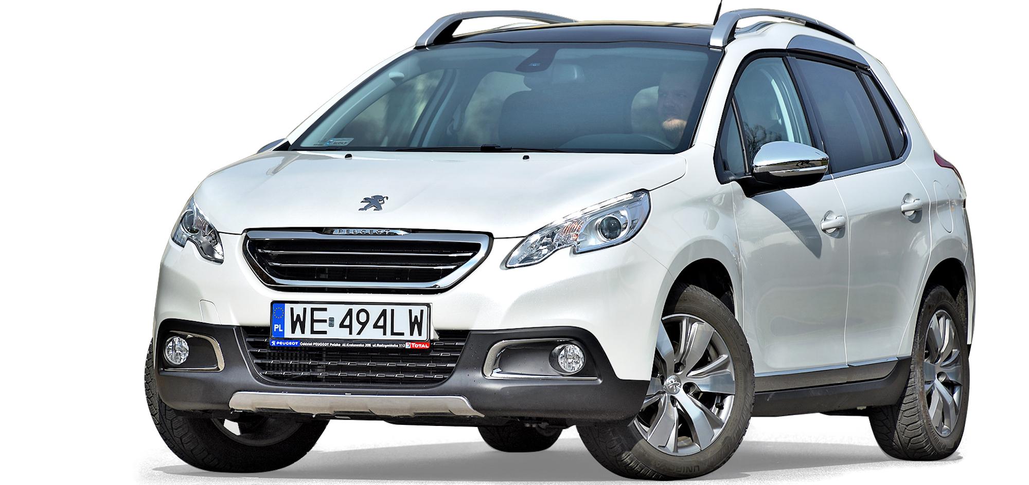 Peugeot 2008 I(2010-2018)