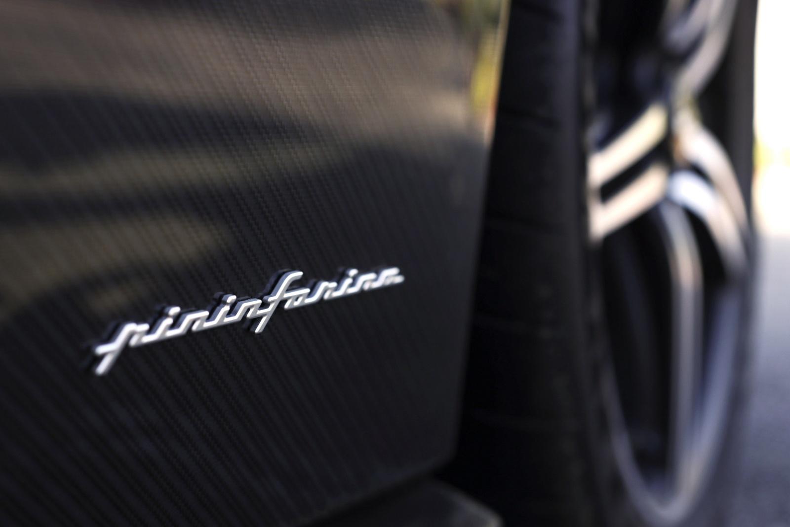 Automobili Pininfarina Battista - logo