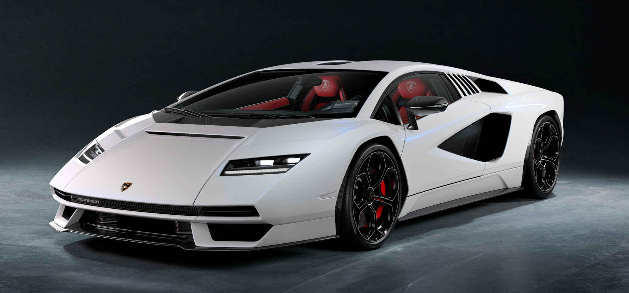 Lamborghini Countach LPI 800-4 przód