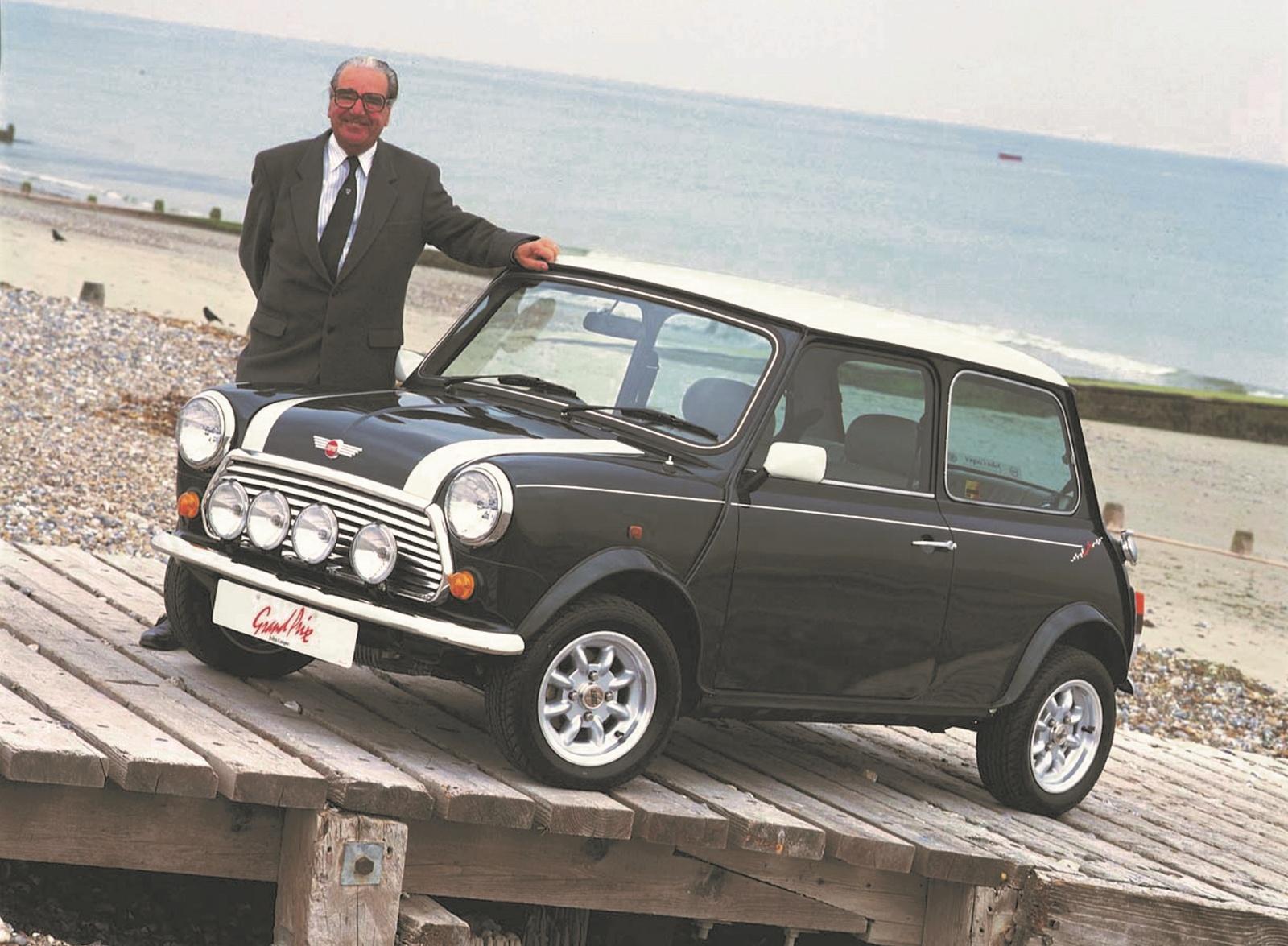 Mini Cooper 1994 r., John Cooper