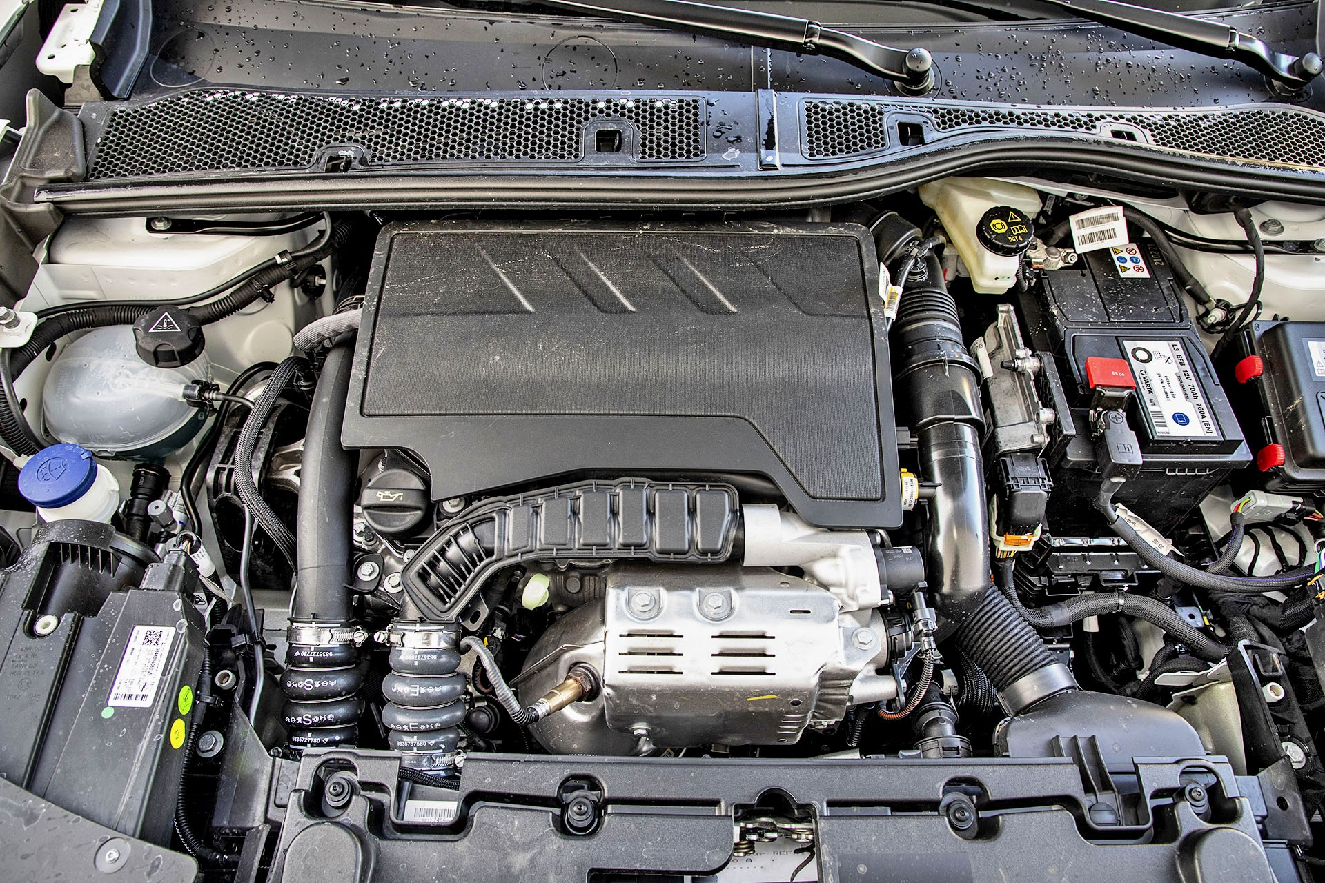 2021 Opel Mokka - silnik