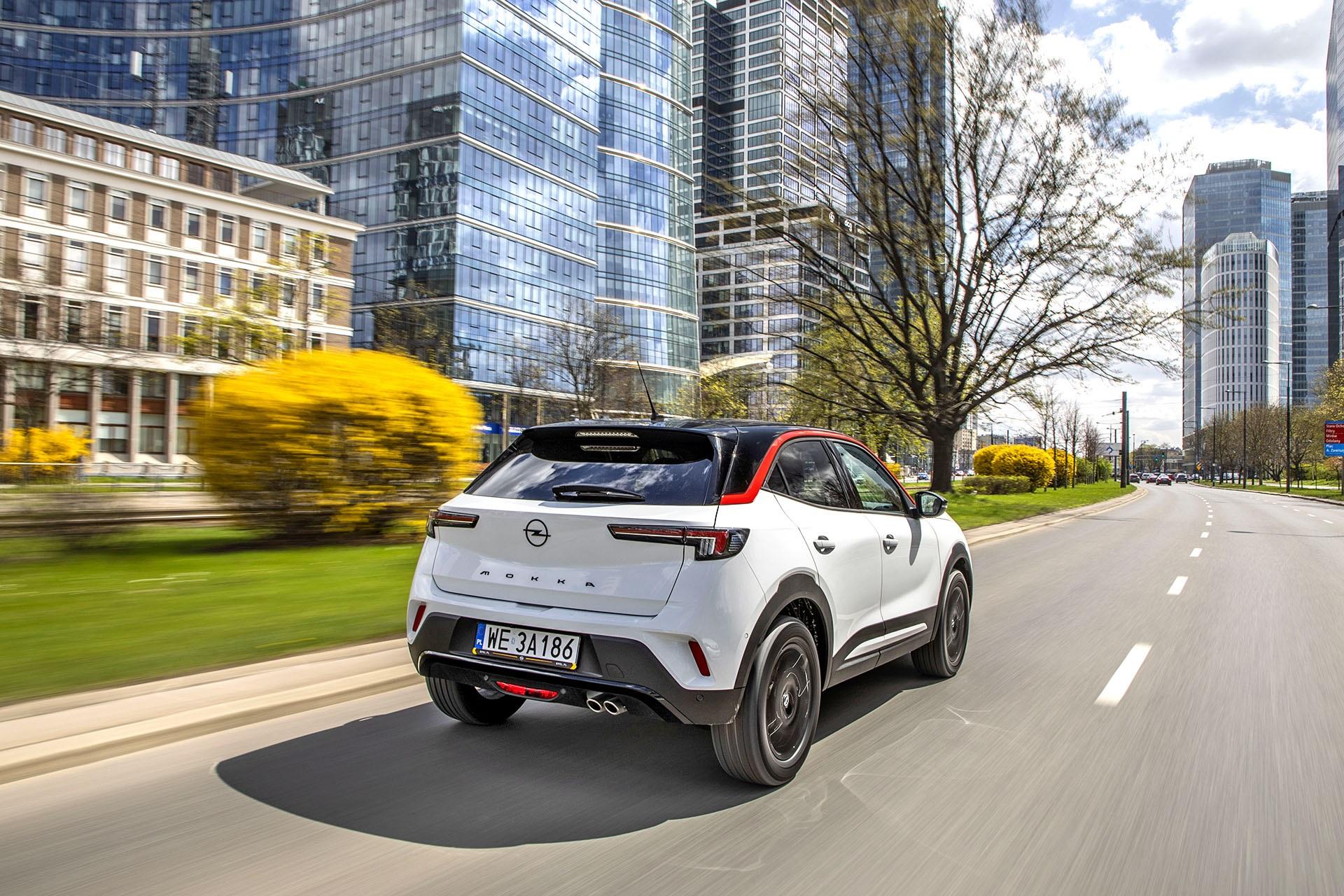 2021 Opel Mokka - tył