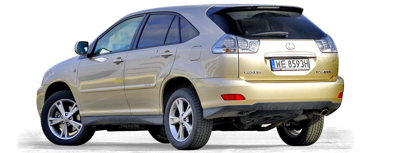 Lexus RX II (2003-2009)