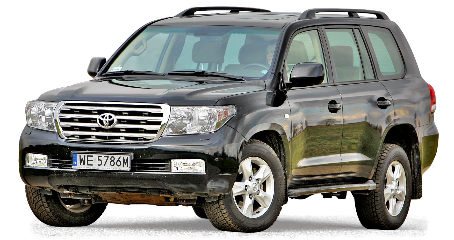 Toyota Land Cruiser V8 J200 (od 2007 r.)