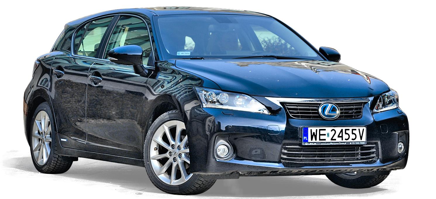 Lexus CT (od 2009 r.)