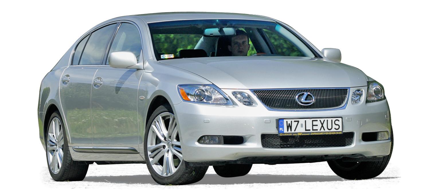 Lexus GS III (2005-2011)