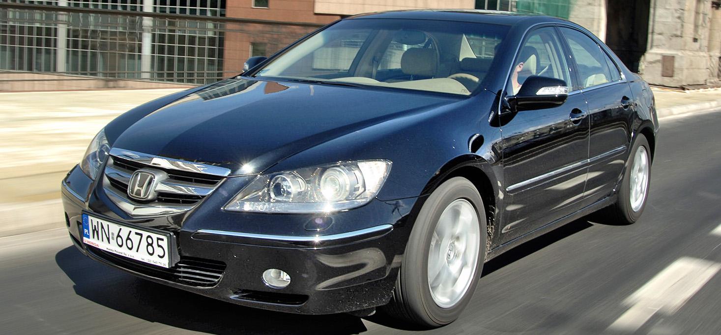 Honda Legend IV (2004-2012)