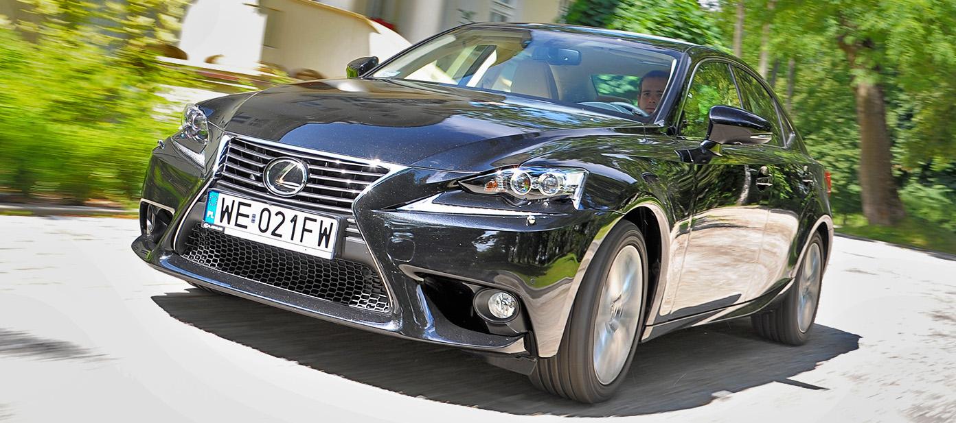 Lexus IS III (od 2013 r.)