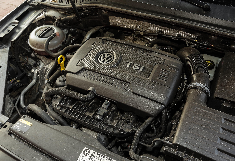 Volkswagen Passat (B8) 1.8 TSI silnik