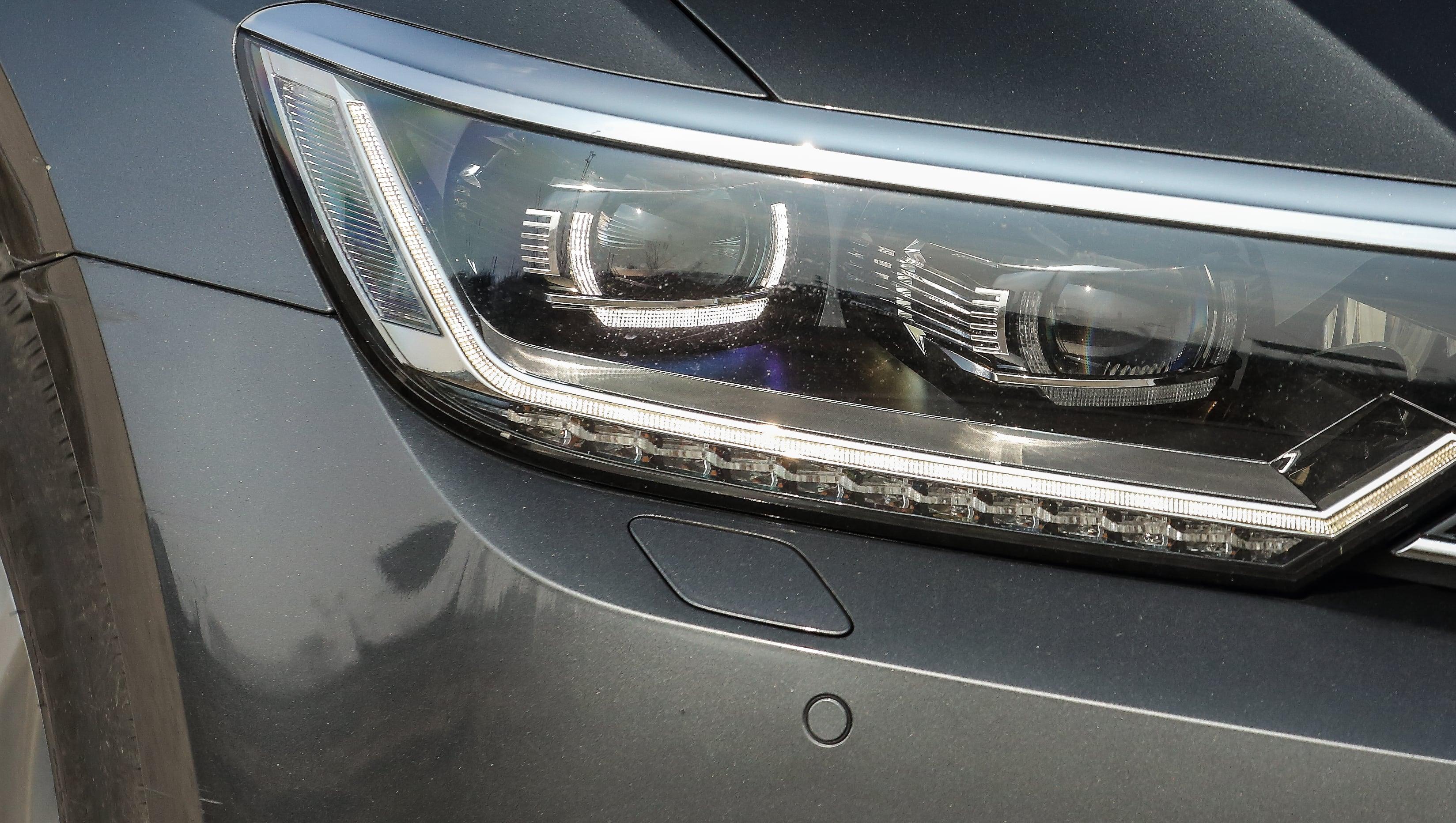 Volkswagen Passat (B8) 1.8 TSI reflektor ipokrywy spryskiwaczy